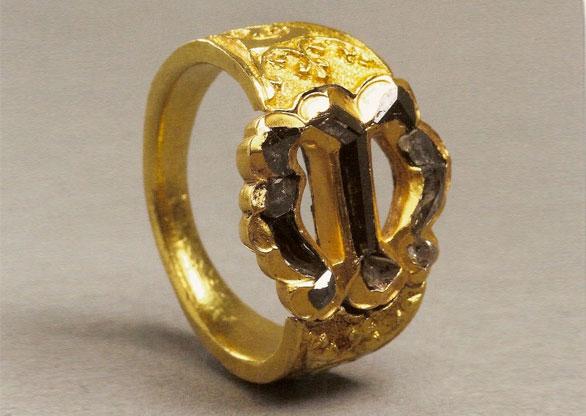 A origem da tradição do anel de noivado de diamante | FENINJER