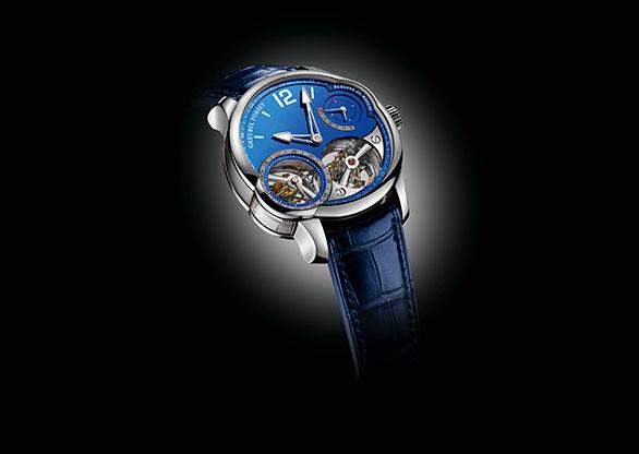0dc4bda6cd0 Relógio custa mais de 700 mil euros e não tem diamantes nem pedras preciosas