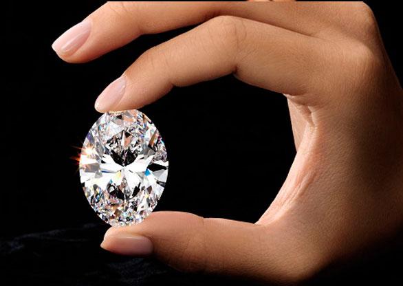 72b6690c4a5 Raro diamante lidera a venda da Sotheby s em Hong Kong