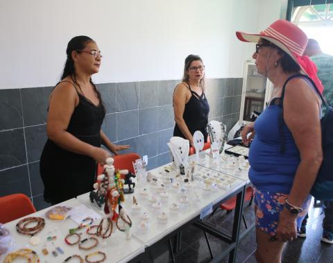 Mostra de Joalheria expõe peças produzidas por ex-alunos do CGB - Foto: Carol Garcia/GOVBA