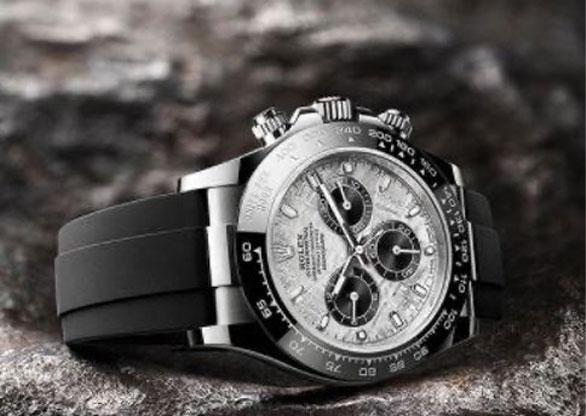 Rolex lança nova linha de relógios